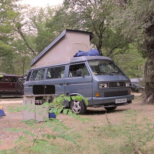 VW T25 WESTFALIA MULTIVAN 'LENNY'   London Campers